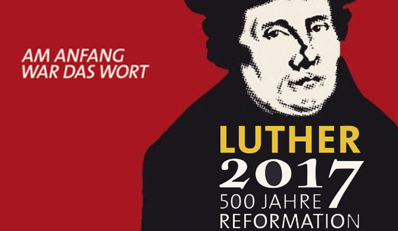 Luther in Laach